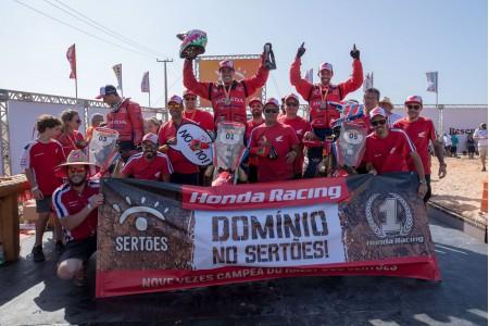 Areias do Ceará consagram vencedores do Sertões 2019