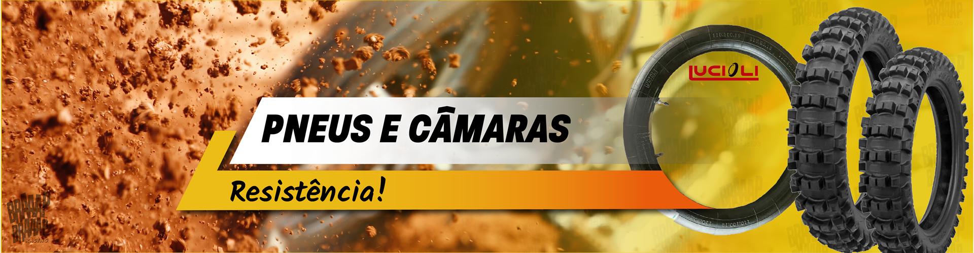 Pneus e Camaras