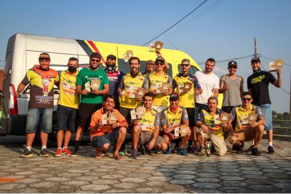 Q4 Enduro Team faz bonito no Enduro das Lajes