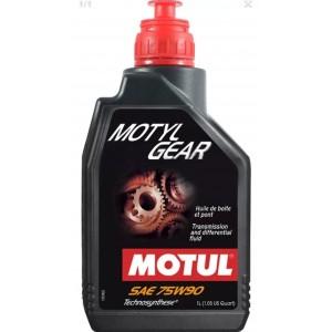 Óleo Motul Motyl Gear 75w90 1lt Motylgear Câmbio
