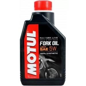 Óleo Suspensão Motul Fork Oil Factory Line Light 5w