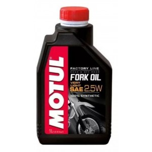 Óleo Suspensão Motul Fork Oil Factory Line Very Light 2,5w